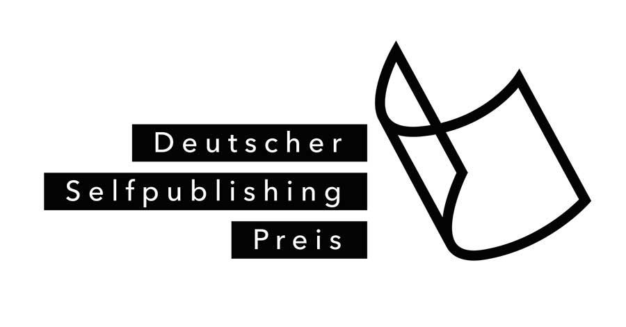 Bild zeigt Logo für den Deutschen Selfpublishing-Preis