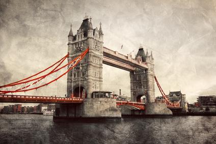 Bild der London Bridge für englische Sprüche