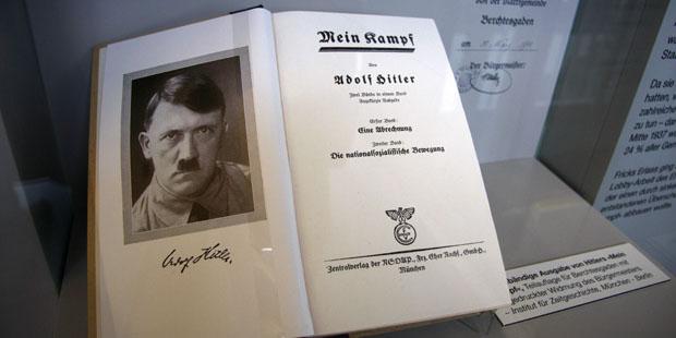 Bild von Hitlers Mein Kampf