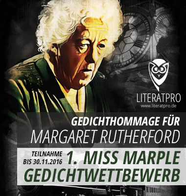 Margaret Rutherford als Miss Marple