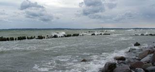 Bild vom Meer - Ostsee Insel Rügen