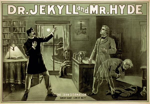 Bild Novelle Dr. Jekyll und Mr. Hyde