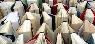 Bild von vielen Romanen