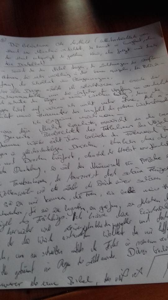 Lyrik Reformation Oder Wie Schreibt Man Ein Gedicht Uwe