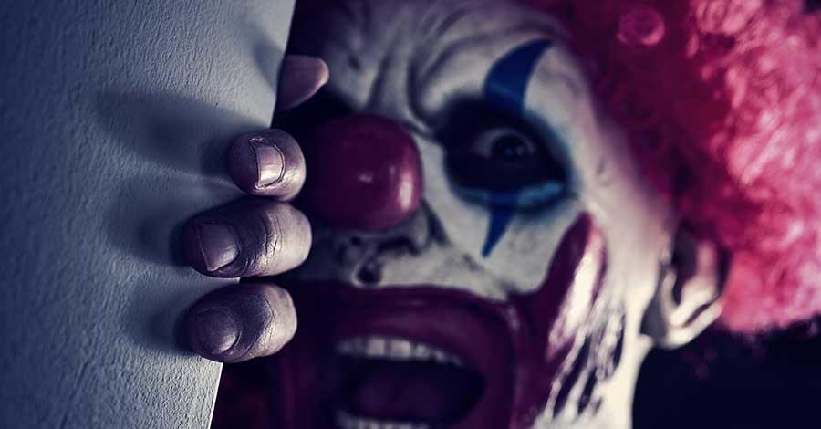 Clown Stephen King Es