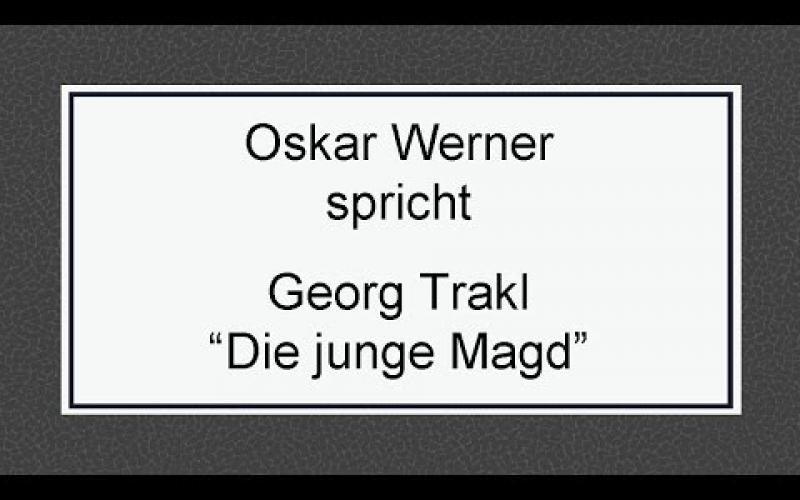Embedded thumbnail for Die junge Magd