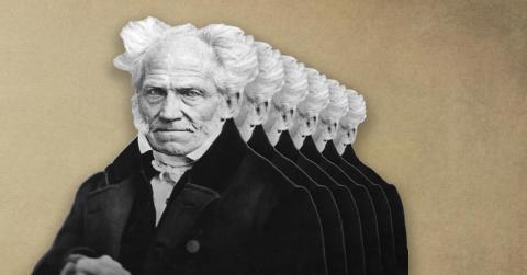 Bild zeigt Arthur Schopenhauer