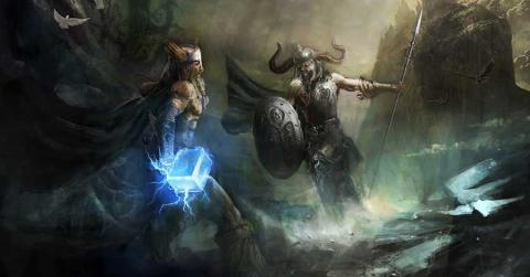 Thor und Loki - die ewige Schlacht
