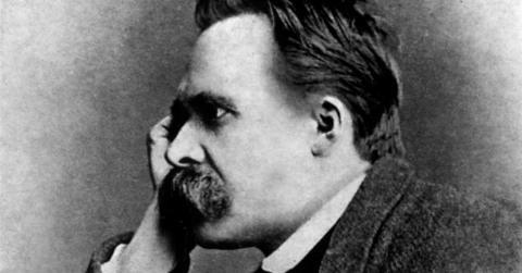 Bild zeigt Friedrich Nietzsche