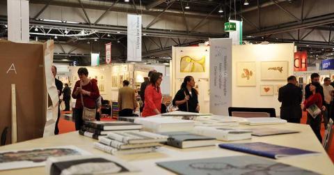 Bild zeigt Leipziger Buchmesse 2017