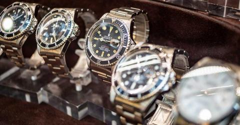 Bild zeigt Uhren