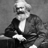 Bild von Karl Marx