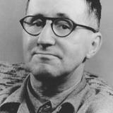 Bild von Bertolt Brecht